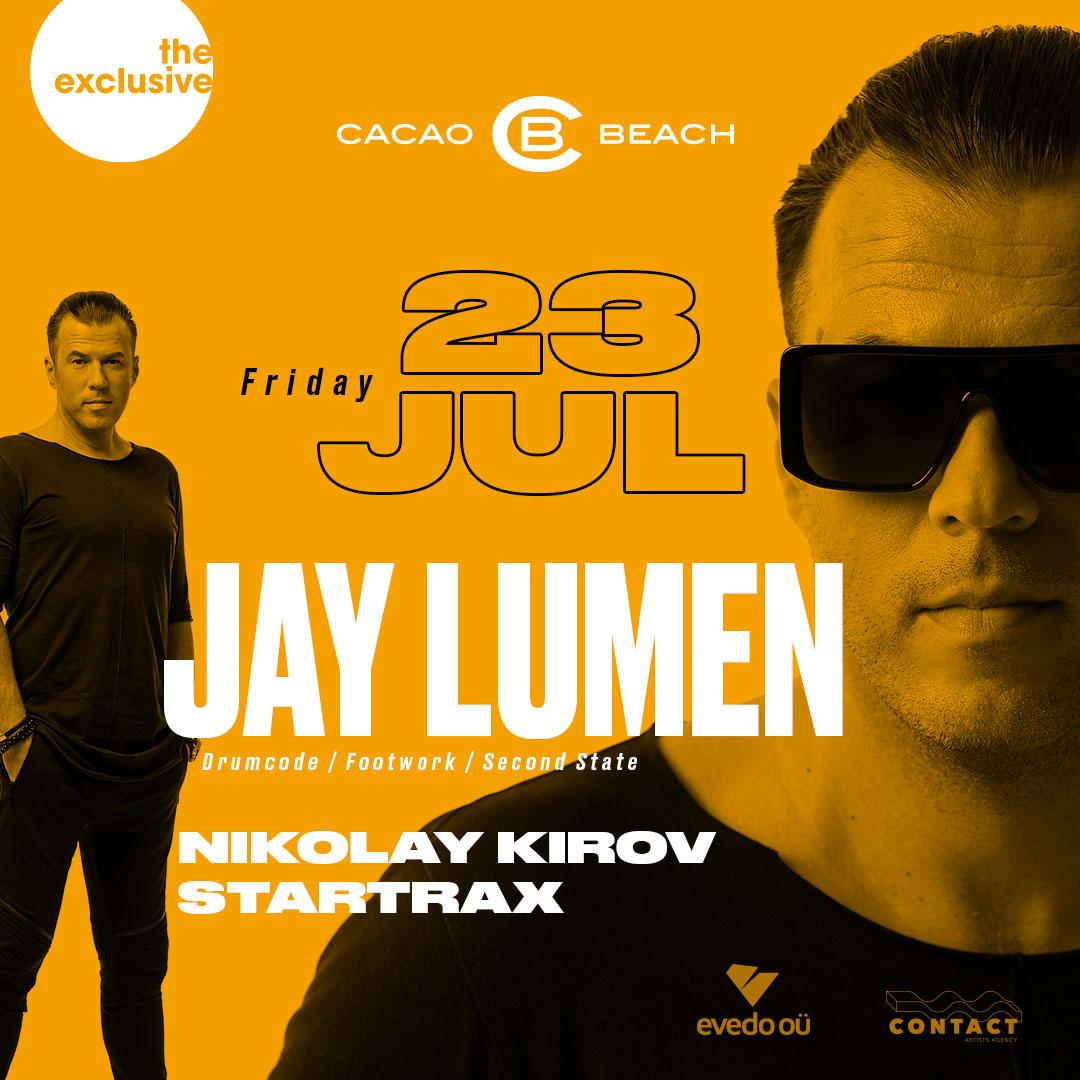 the exclusive pres. Jay Lumen,