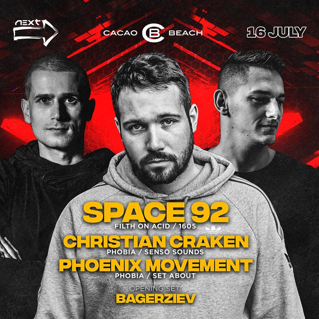 Next: Space 92,