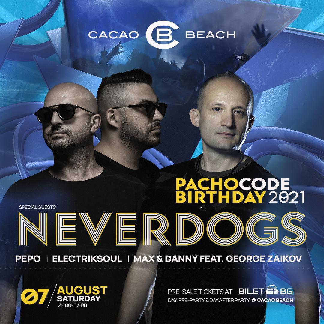 Pacho Birthday: