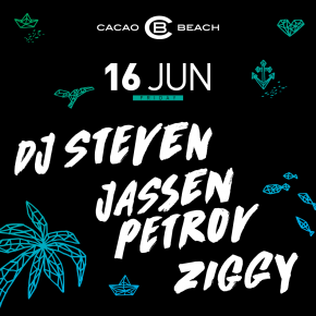DJ Steven, Jassen Petrov, Ziggy