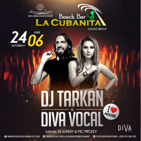 DJ Tarkan & Diva Vocal