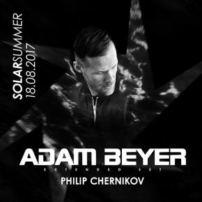 Adam Beyer - SOLAR,