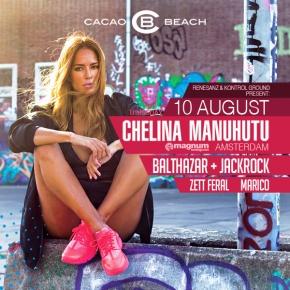 Chelina Manuhutu,