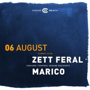 Zett Feral, Marico
