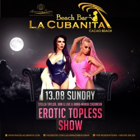 Erotic Topless Show